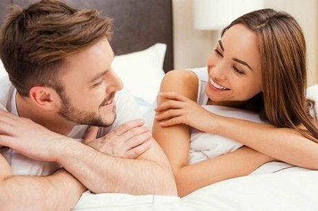 dacă partenerul are o erecție slabă)