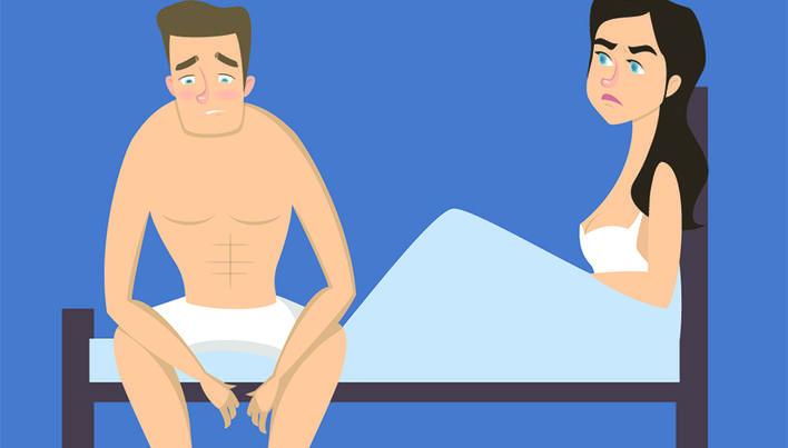 prostată și erecție