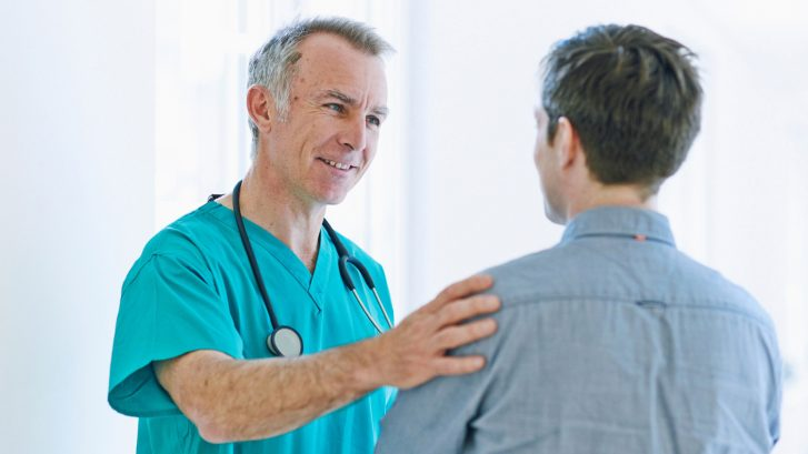 prostată și erecție)