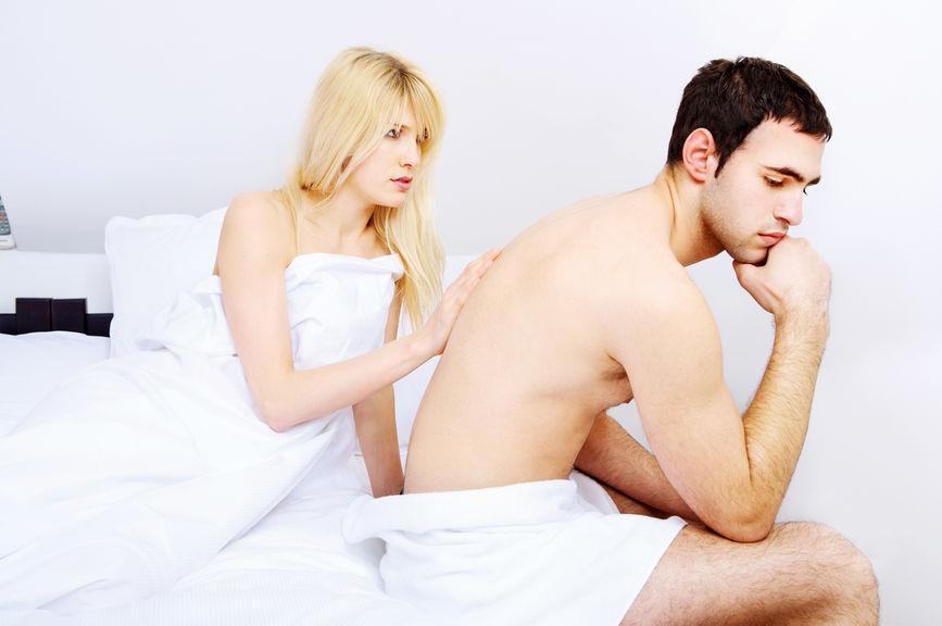 cum se tratează erecția prematură)