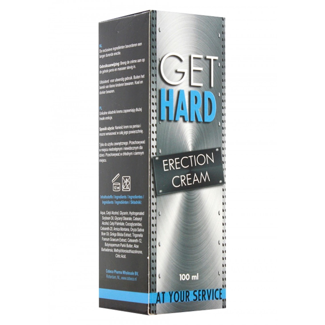 Penis XL Erection Cream – Crema pentru Erectie, 50 ml