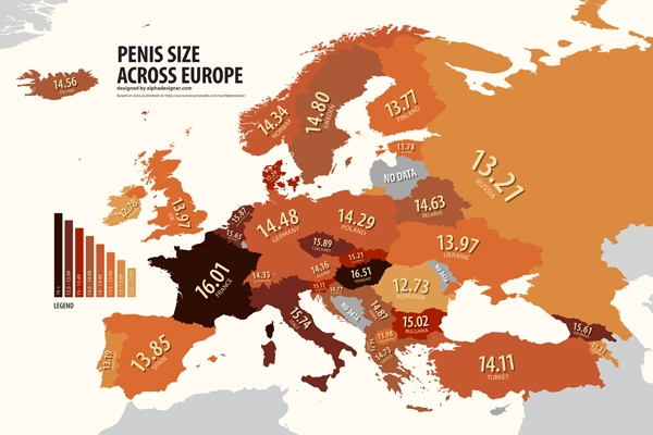 Mărimea penisului chiar contează… pentru bărbați! Cum se măsoară corect?