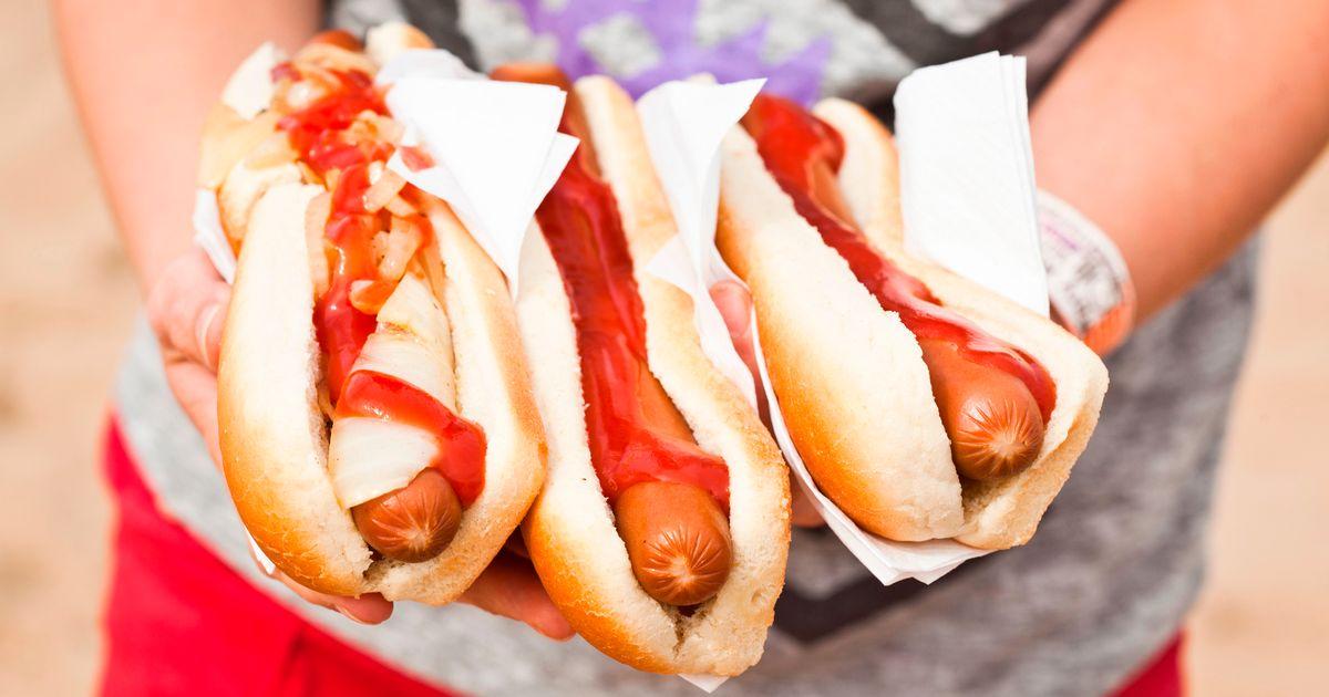 hot dog penis
