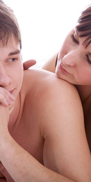 bărbatul vrea o femeie, dar fără erecție
