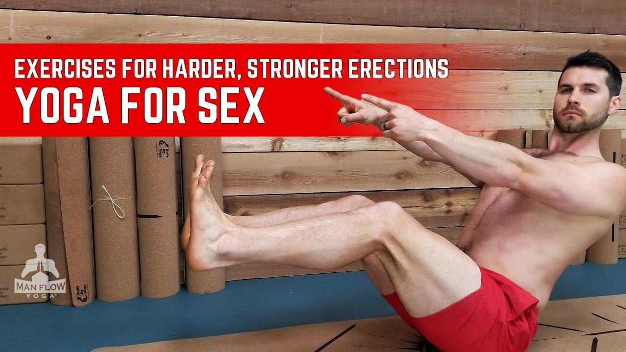yoga pentru a spori erecția)