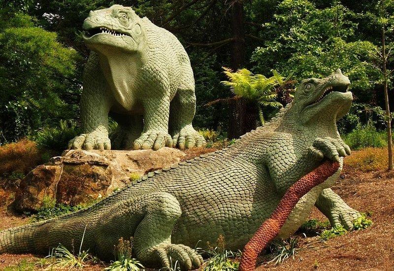 penis dinozaur