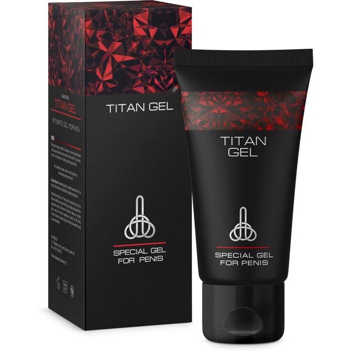 Mărirea penisului - Titan Gel Borșa