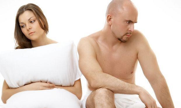 motive pentru lipsa de erecție a unui bărbat