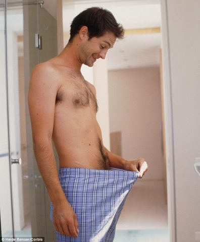 de ce bărbații nu au erecție