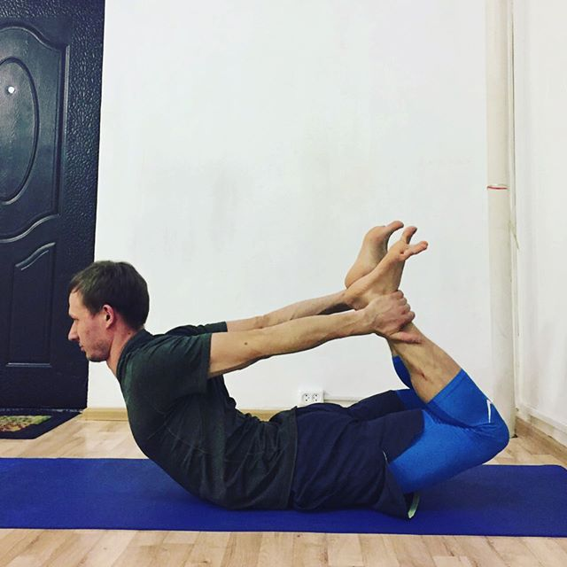 erecție de exerciții yoga