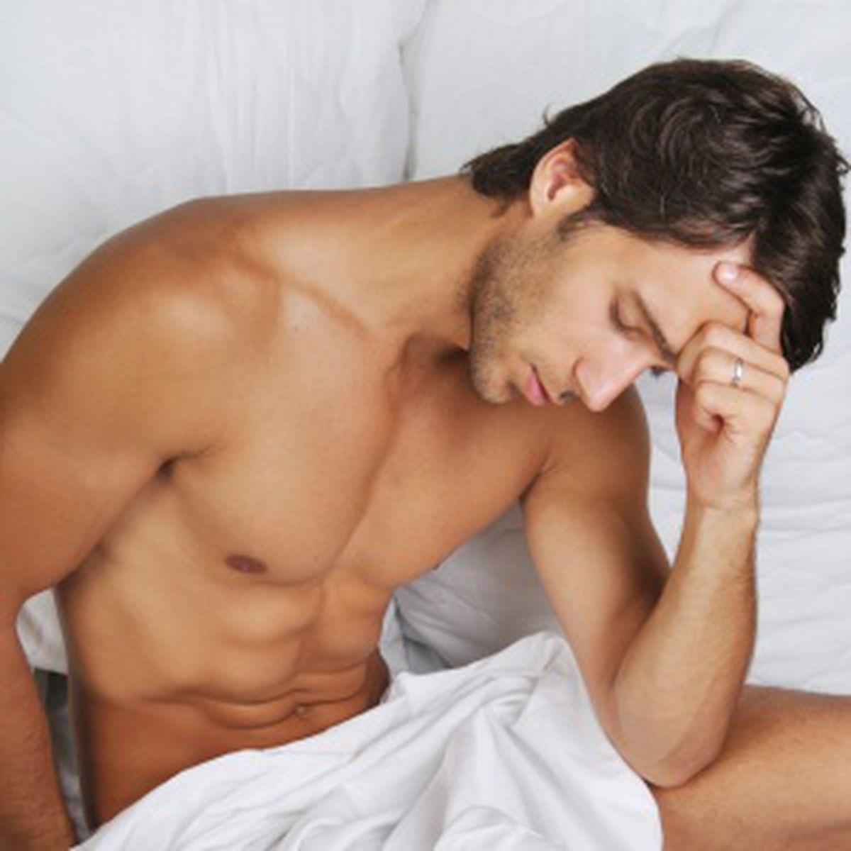 ce fac barbatii in timpul unei erectii
