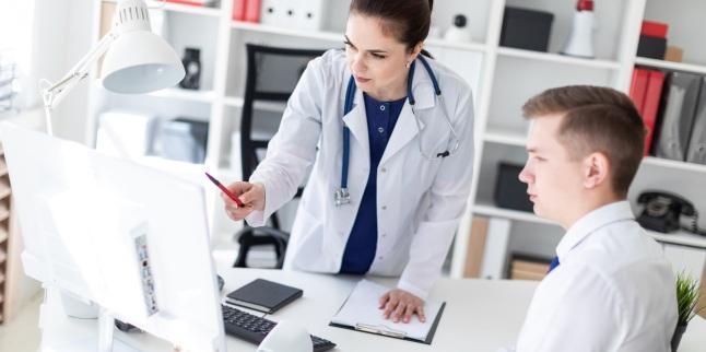 de ce medicii verifică penisul