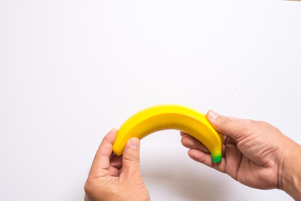 penisul curbat în sus