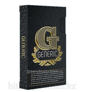 erecție generice