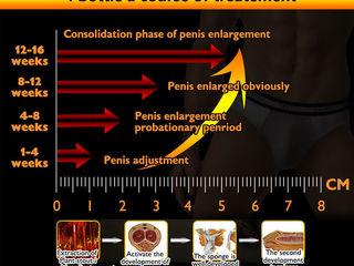 dimensiunea penisului la diferite vârste