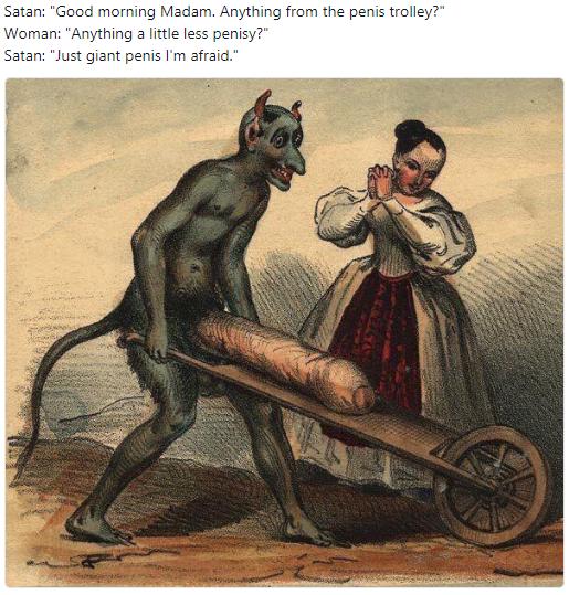 penis demon