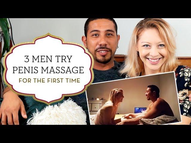 masaj manual pentru penis)