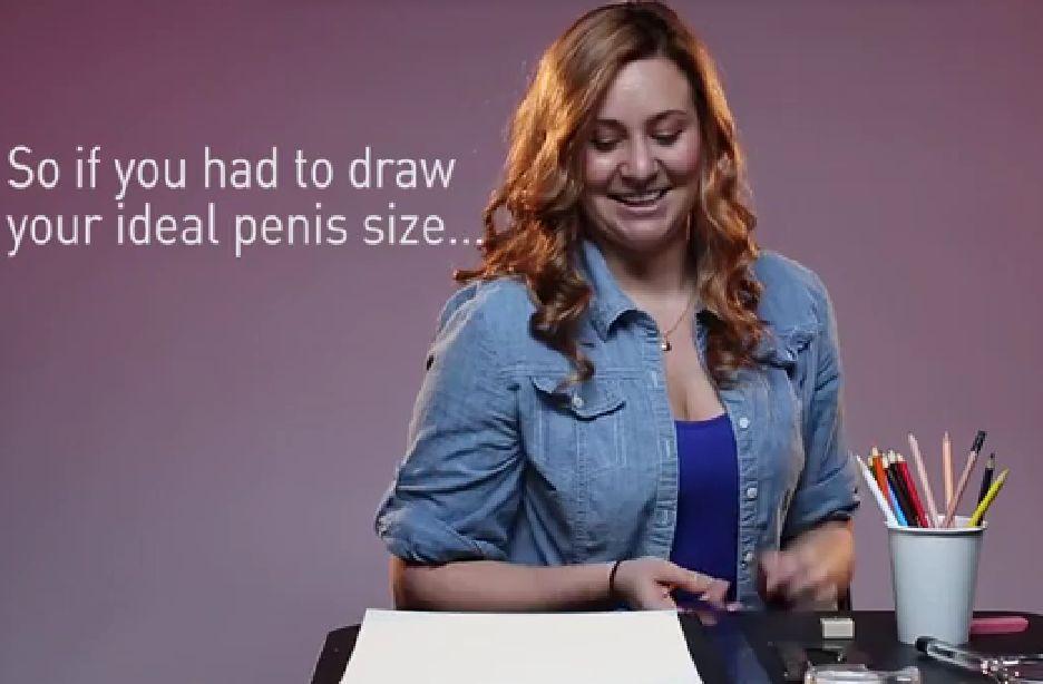femeile vorbesc despre penis