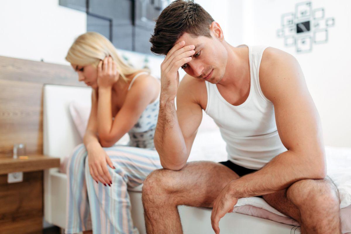 cauzele ejaculării precoce erecție slabă)