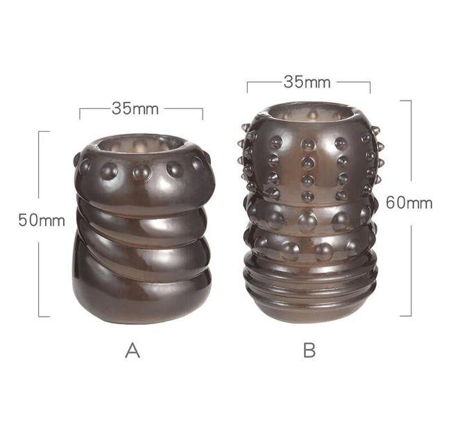 inel penis din oțel