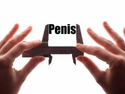 măsurarea dimensiunilor penisului)