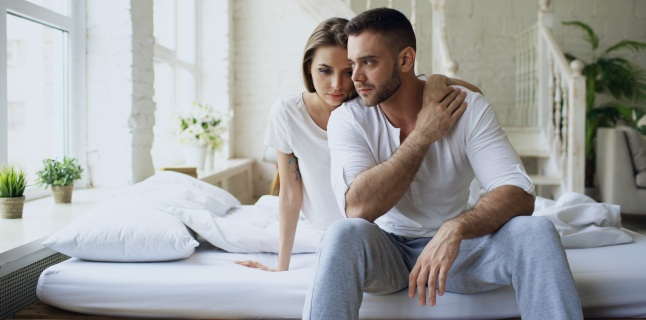 cauzele slăbirii erecției)