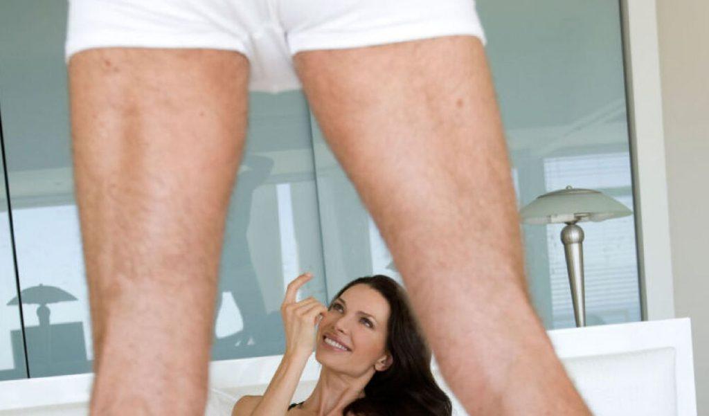 când bărbații nu au erecție