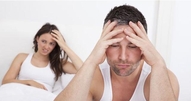 erecție proastă din cauza nervilor