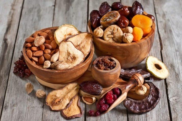 fructe uscate pentru o erecție)