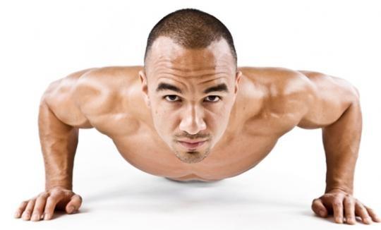 exerciții de forță și erecție