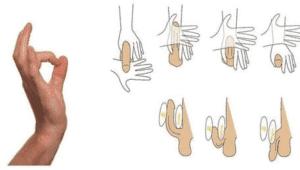 masajul penisului