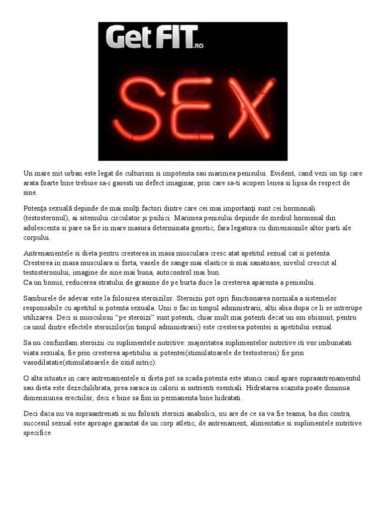 antrenament muscular al penisului erecție slabă cauze și tratament