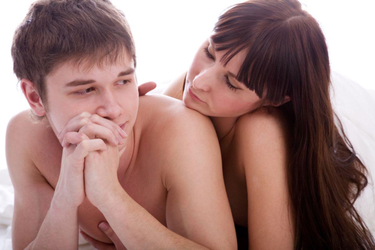 dacă partenerul nu are o erecție ce să facă)