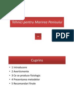 tehnica manuală de stimulare a penisului)