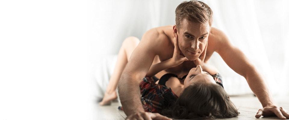 actul sexual cu erecție redusă)