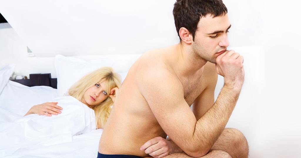 lipsa dorinței sexuale și a erecției)