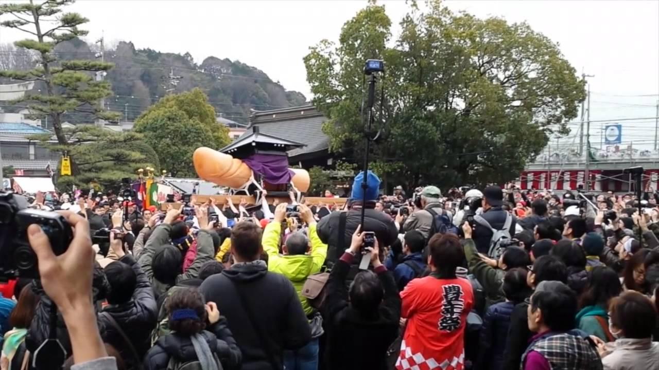 Fotografii de la Kanamara Matsuri, festivalul penisului din Japonia | La zi pe Metropotam