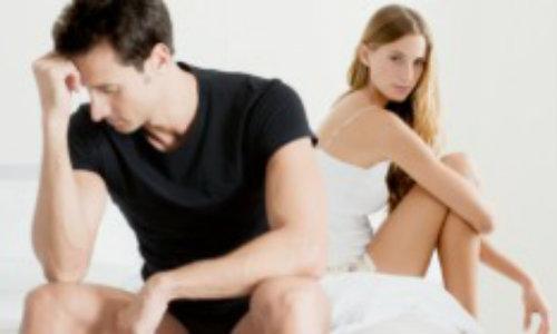 o erecție apare rapid în timpul actului sexual)
