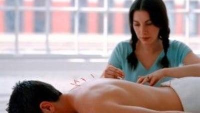 acupunctură și erecție introducere pentru erecție slabă