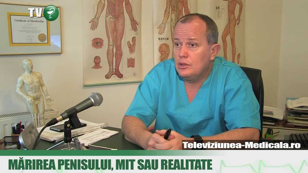 ce spun medicii despre mărirea penisului)