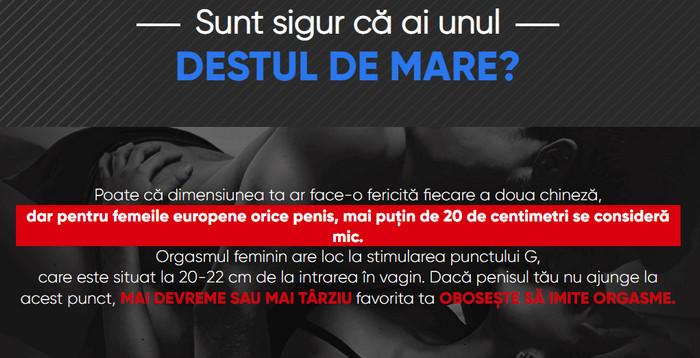 forumul feminin dimensiunea penisului)