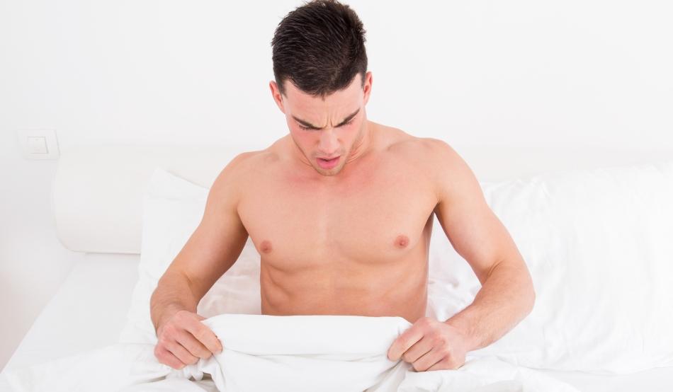 erecție dispărută dimineața și noaptea