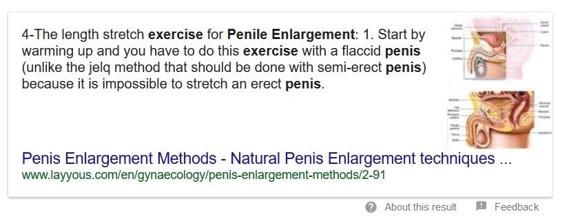 exploatarea penisului)