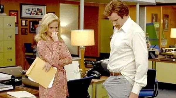 erecție în birou)