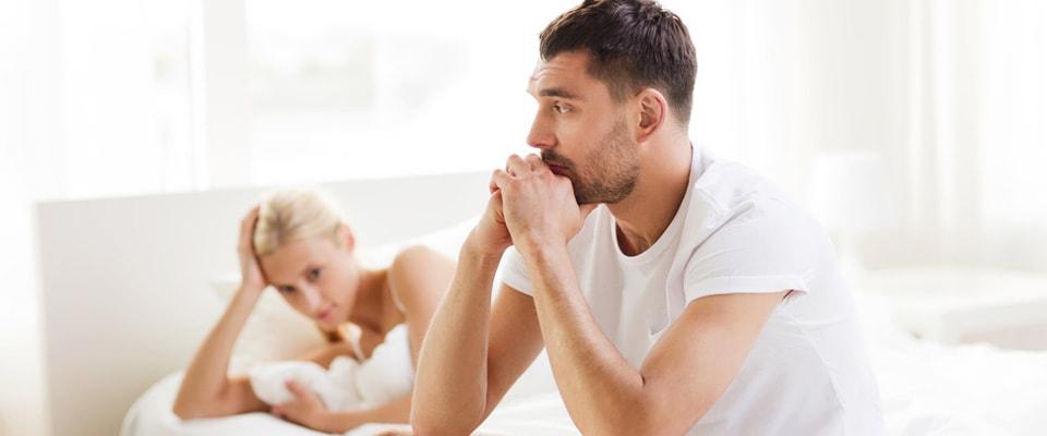 erecția de dimineață a dispărut brusc erecția dispare după masajul prostatei