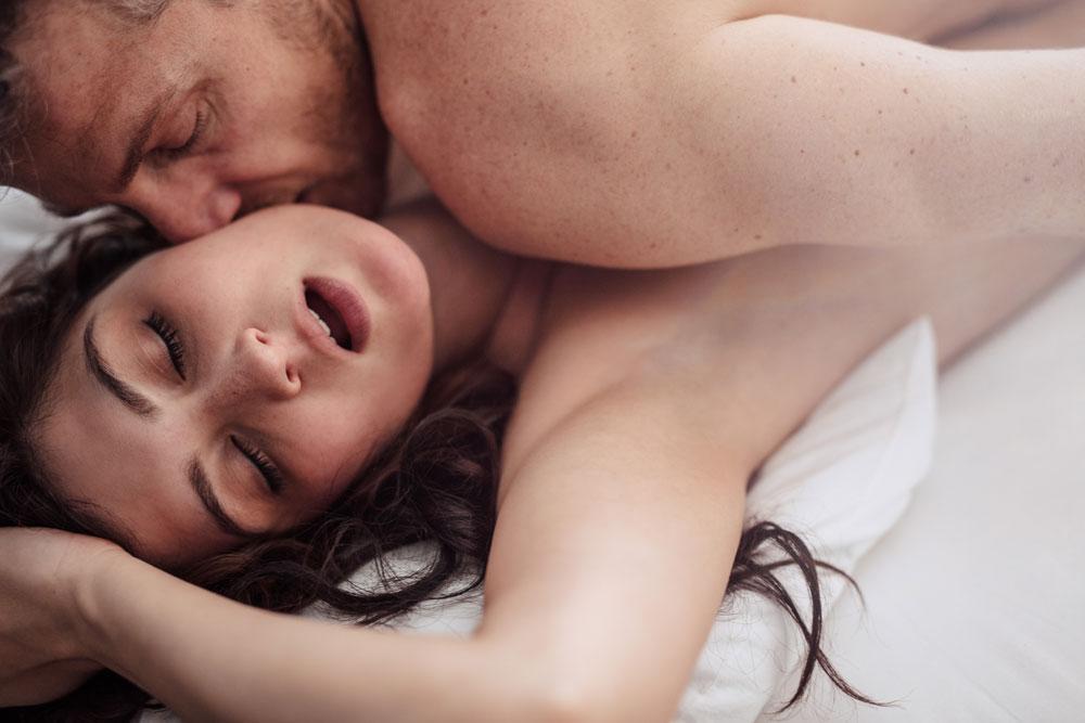 o erecție dispare în timpul actului sexual