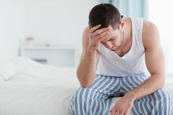 prostatita pierderea erecției