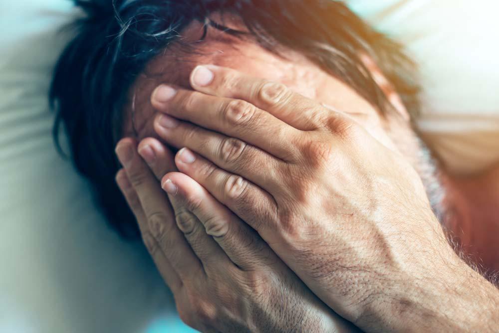 agresiunea penisului ceea ce poate duce la o erecție slabă