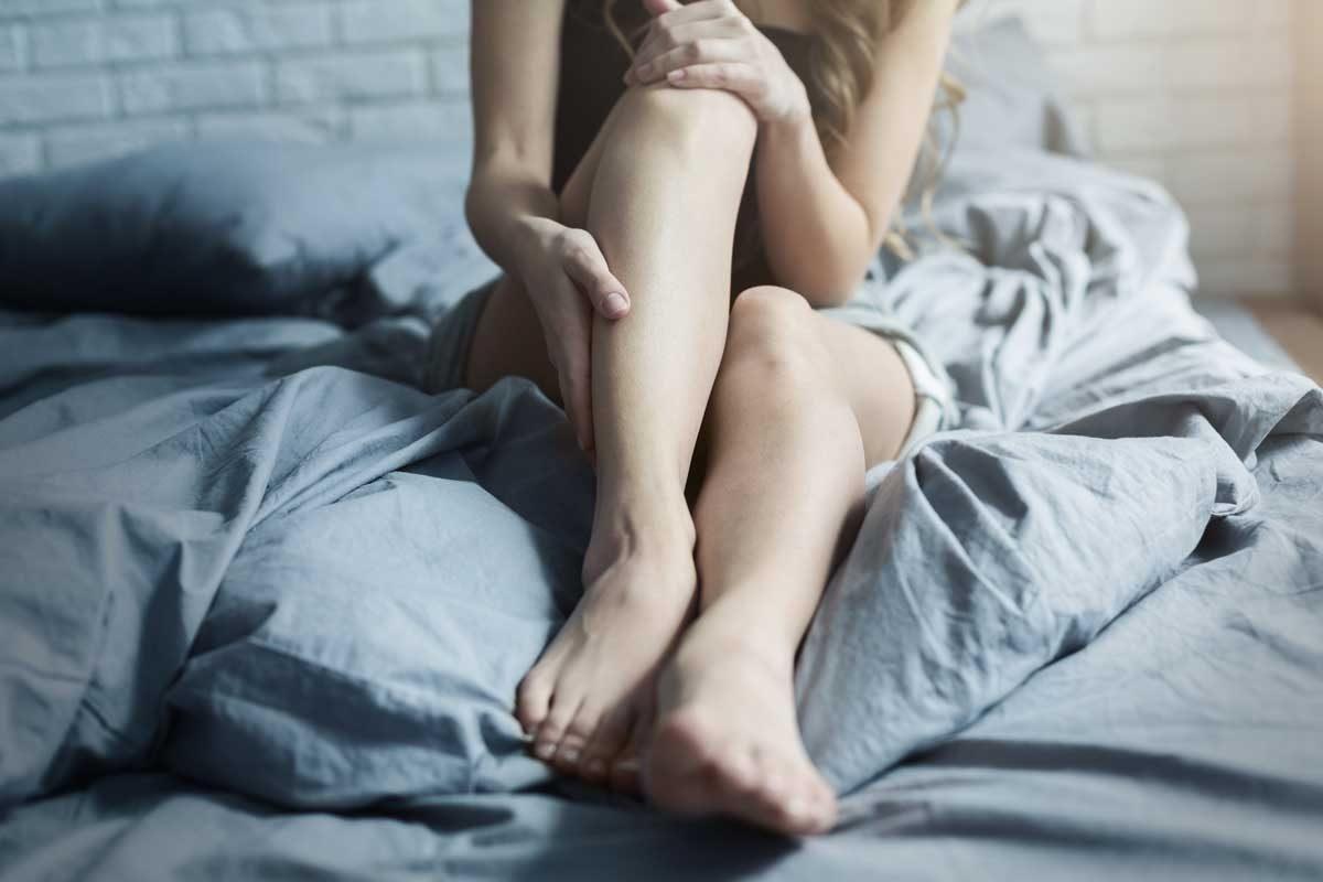 de ce este dureros să atingi penisul