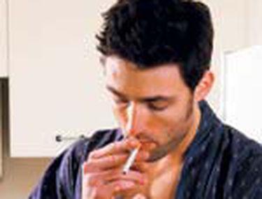 afectează nicotina erecția)